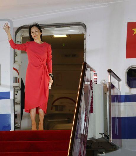"""""""Diplomatie des otages"""": la Chine et le Canada mettent fin à 3 ans de crise"""
