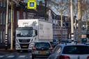 De Glymesstraat in Bergen op Zoom.
