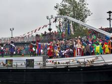 Sinterklaas meert dit jaar niet aan in de Geertruidenbergse haven: 'Maar we gaan er zeker een feestje van maken'
