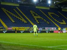 Leeg Rat Verlegh Stadion brengt NAC niet van zijn stuk