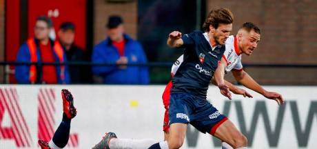 Helmond Sport lijdt tegen MVV derde nederlaag op rij