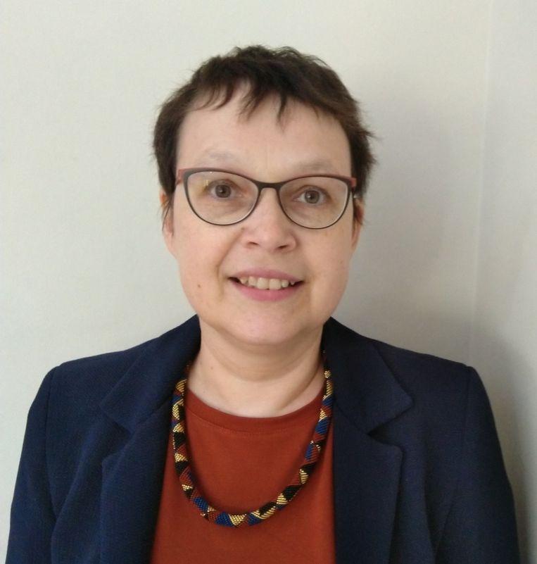 Professor Annemie Geeraerd. Beeld RV