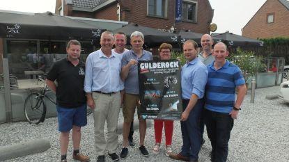 Gulderock strikt Les Truttes en Dirk Stoops