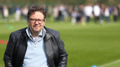 Marc Coucke wil nieuw stadion bouwen in Neerpede