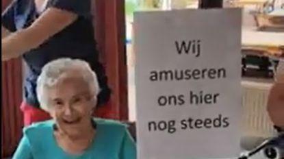 Woonzorgcentrum De Linde toont met filmpje wat het vindt van kritiek op de sector