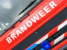 Politie onderzoekt autobrand in Goes, mogelijk brandstichting