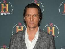 Matthew McConaughey révèle que son père est décédé durant une partie de jambes en l'air