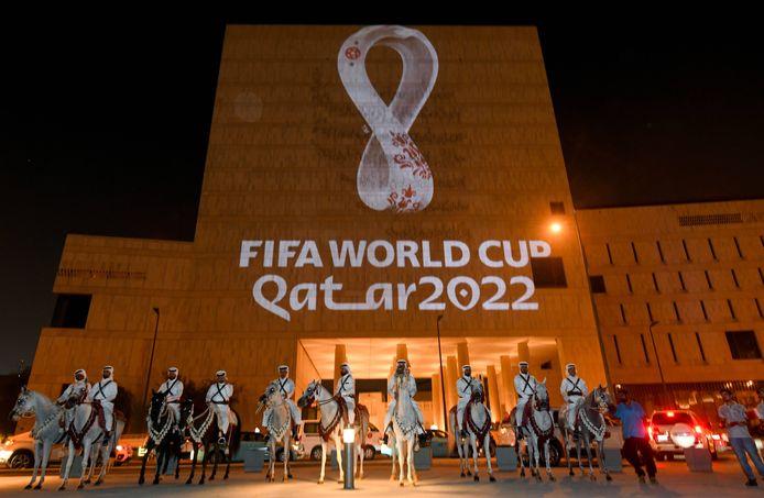 Het WK 2022 in Qatar.