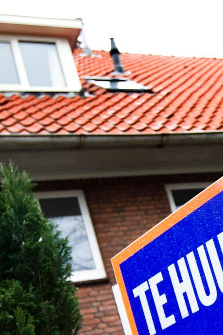Prijzen huurwoningen vrije sector dalen in vijf grootste steden