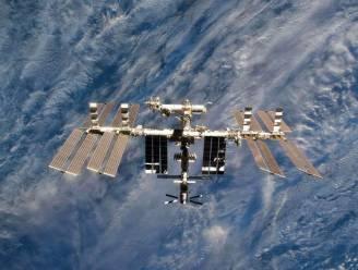 Lasers aan internationaal ruimtestation om afval in ruimte kapot te schieten?