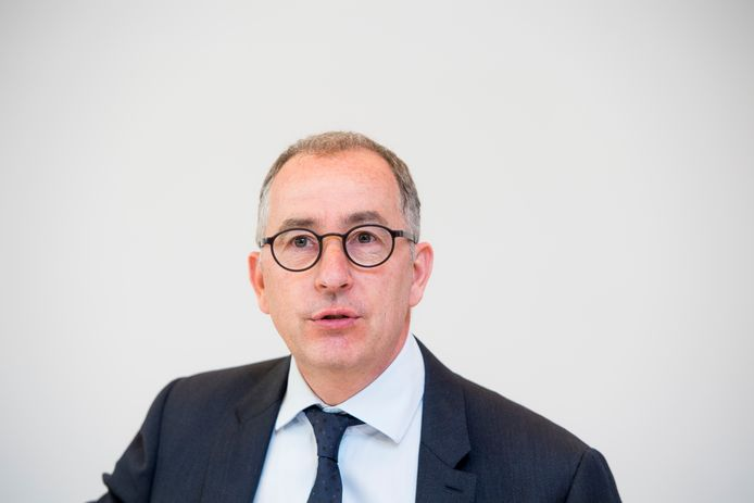 Wouter Devriendt, CEO di Dexia Bank fino alla fine del 2019.