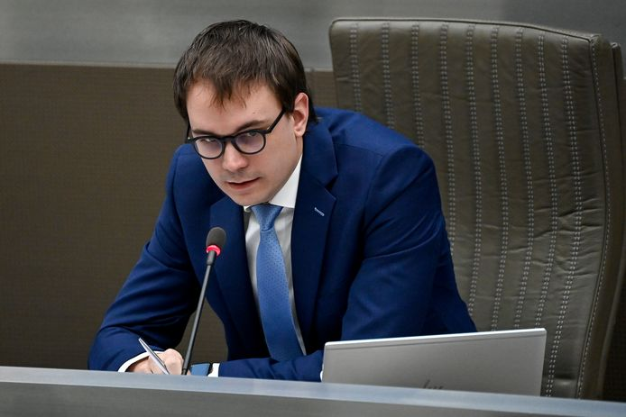 CD&V-parlementslid Stijn De Roo