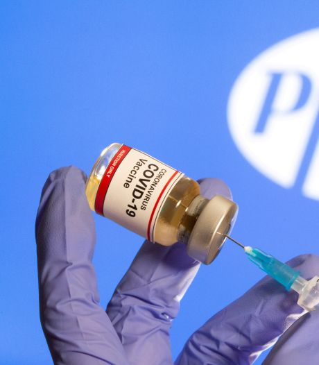 Ce graphique montre l'efficacité du vaccin de Pfizer contre la Covid-19