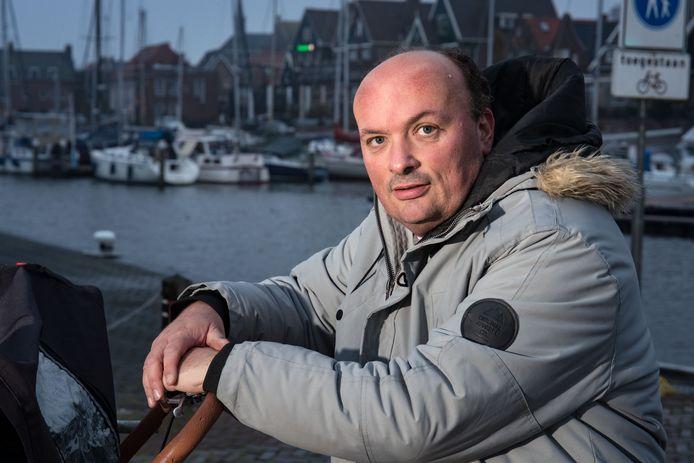 Daniël van Iersel alias de 'Schurk van Urk' heeft een schikking met AVROTROS getroffen.