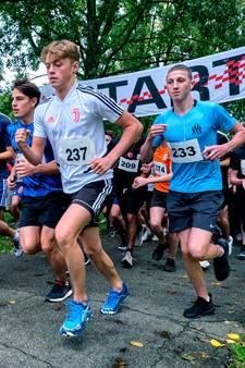 Dordtse leerlingen rennen zo hard als ze kunnen voor kankerbestrijding