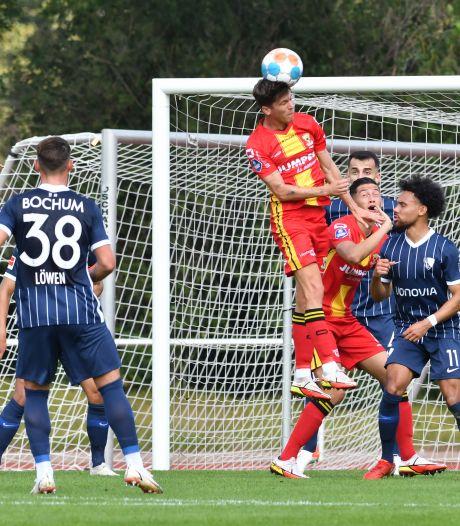 Frivool GA Eagles maakt prima indruk in Duitsland en legt Bundesligaclub op de rug