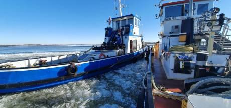 Dooi of niet: ijsbrekers zijn nog steeds hard nodig op de Randmeren. 'Een jongensdroom komt uit'