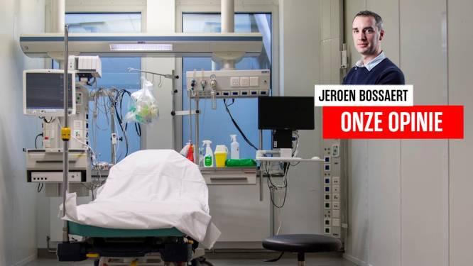 """ONZE OPINIE. """"Achter de sterftecijfers in onze ziekenhuizen gaat meer schuil dan enkel menselijk leed: durven we dat onderzoeken?"""""""