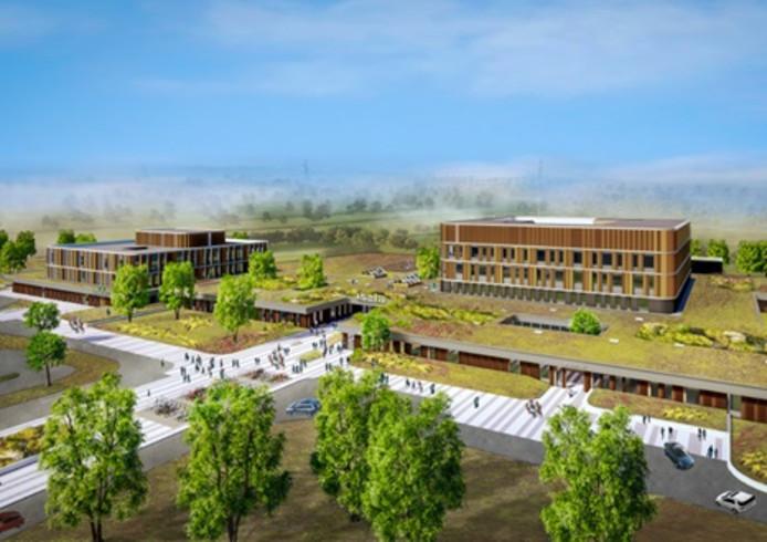 07b938a74c8 Mega-lening van 150 miljoen maakt nieuwbouw Isala in Meppel mogelijk ...