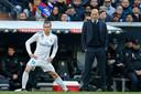 Gareth Bale en Zinédine Zidane.