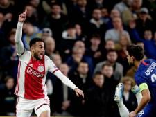 Mazraoui na memorabel duel: 'Gelukkig blijft het 4-4'