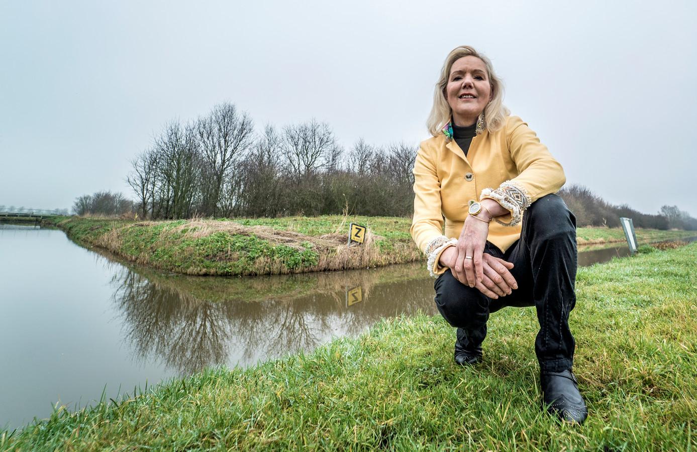 Raadslid Carla van Viegen is blij dat ze eindelijk van jongeren zelf kan horen hoe het met ze gaat.