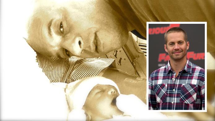 Vin Diesel Vernoemt Kindje Naar Overleden Paul Walker
