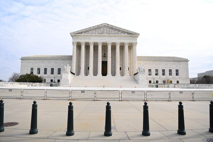 Het Hooggerechtshof in Washington DC.