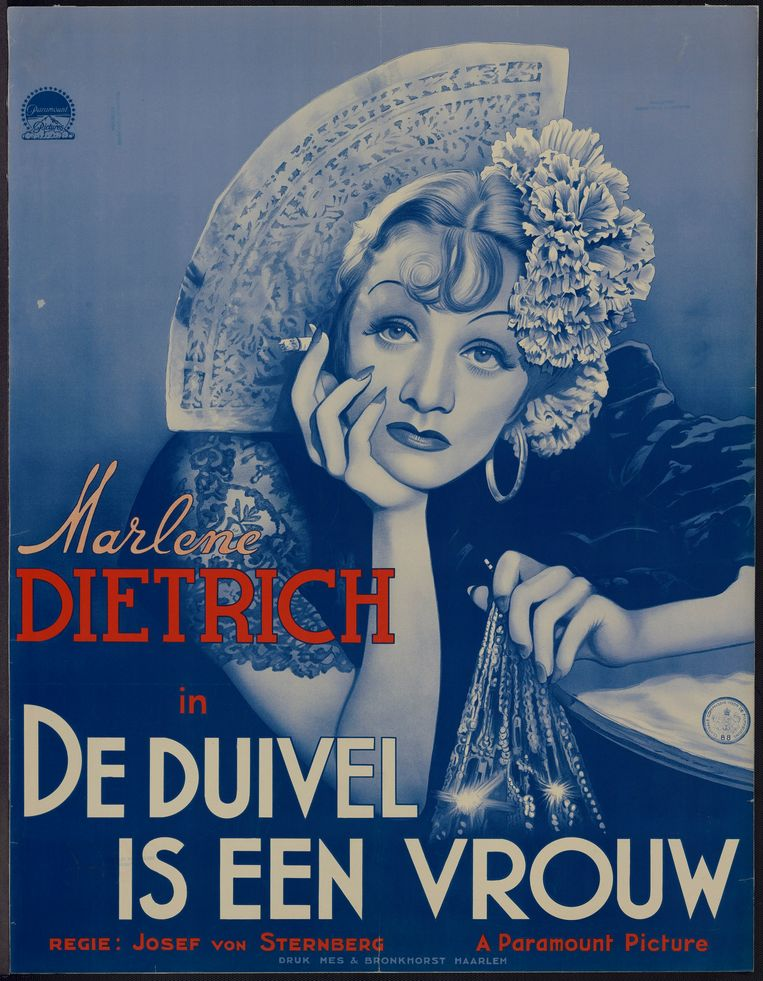 De duivel is een vrouw, 1935. Beeld EYE film museum