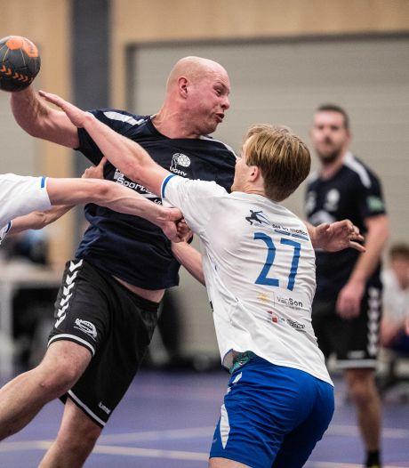 Slechte start voor handballers UGHV uit Ulft in tweede divisie; Erix ligt uit de beker