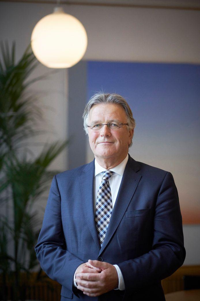 Siebe Riedstra, secretaris-generaal ministerie Veiligheid en Justitie