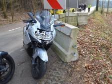 Motorrijders onderuit bij Vorden