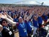 'Heel' IJsland aanwezig in Moskou