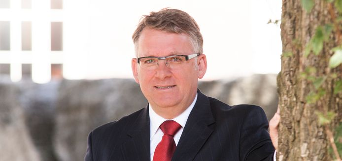Wethouder Bert van den Kieboom: 'Wanneer je de claim overeind houdt, komt de bedrijfsinvesteringszone niet van de grond.' Original IPTCSource Rijk in Beeld