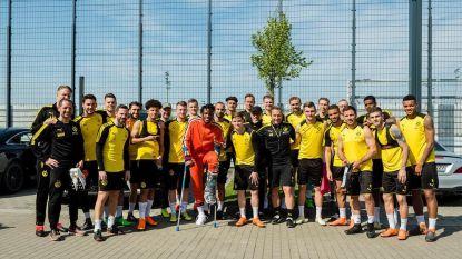 Dortmund wuift Batshuayi uit