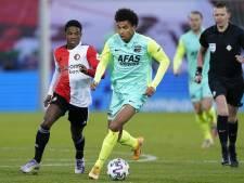 Stengs hervat training en mikt op thuisduel met Feyenoord