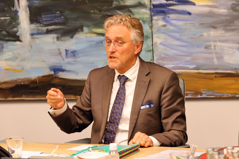 Burgemeester John Jorritsma
