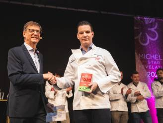 Drie sterrenrestaurants in Pajottenland behouden hun Michelinster