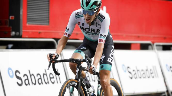 KOERS KORT (4/5). Buchmann blijft tot eind 2024 bij BORA-hansgrohe - Viviani als kopman naar de Giro