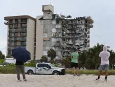 Effondrement d'un immeuble à Miami: au moins quatre morts et 159 portés disparus