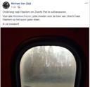 Het Facebook-bericht van Van Zeijl