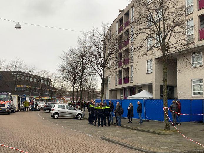 In Amsterdam-Zuidoost is Martin van de Pol, 'Polletje', neergeschoten op de Alexander Dumaslaan.