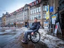 Auto van invalide Ahmed weggesleept: 'Zo ga je niet met mensen om'