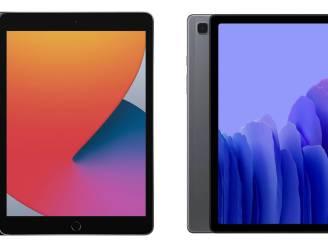 Twijfel je tussen een iPad en een Samsung Galaxy Tab A7? Dit moet je weten voor je je keuze maakt