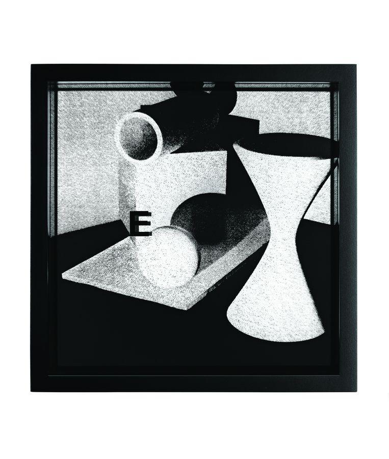 'Black Dada' van Adam Pendleton (Belgisch paviljoen). Beeld rv