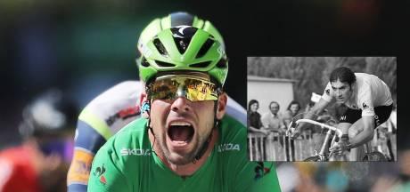 Cavendish sprint zich naast de Kannibaal: 'Ik kan nooit vergeleken worden met de grote Eddy Merckx'