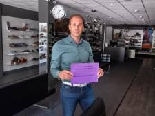 Ondernemers balen: Groesbeek-centrum zonder stroom
