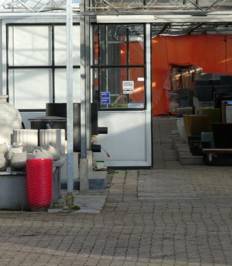 Outlet Tuincentrum Den Dungen na gevonden drugslab een jaar op slot