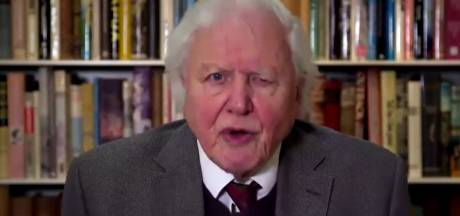 Sir David Attenborough met en garde les dirigeants du monde contre le changement climatique