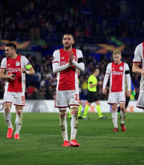 Ajax op tweesprong: bijrol in Europa of factor van belang?